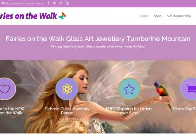 Fairies on the Walk