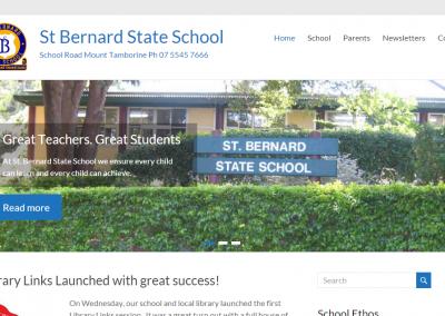 St Bernard State Shool
